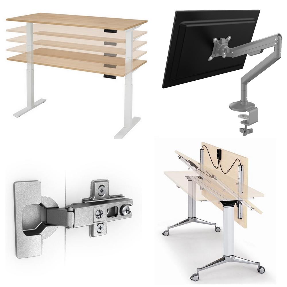 COMPOMEUBLE Les composants du meuble