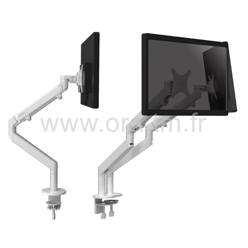 STFT - ACCESSOIRES BUREAUTIQUE - SUPPORT PORTE ECRAN LCD