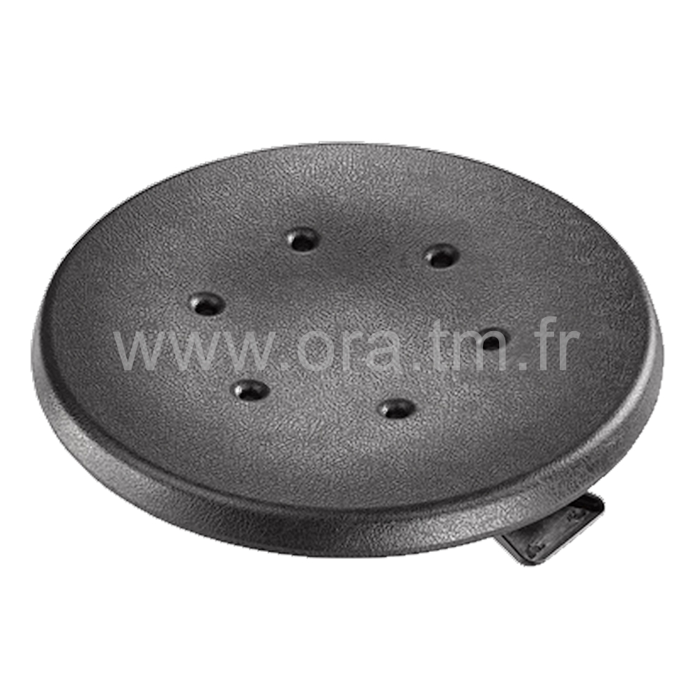 ROND - POLYURETHANE - ASSISE RONDE PERFOREE