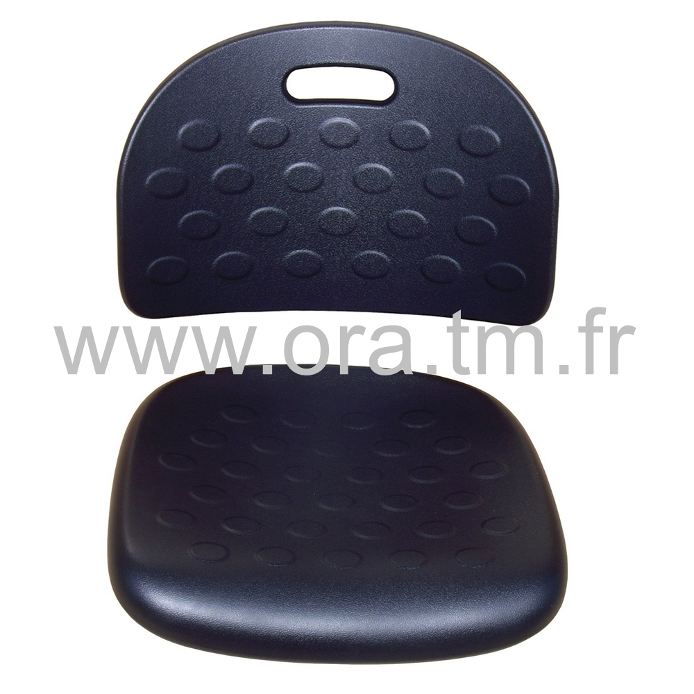 TEXT - POLYURETHANE - ASSISE DOSSIER