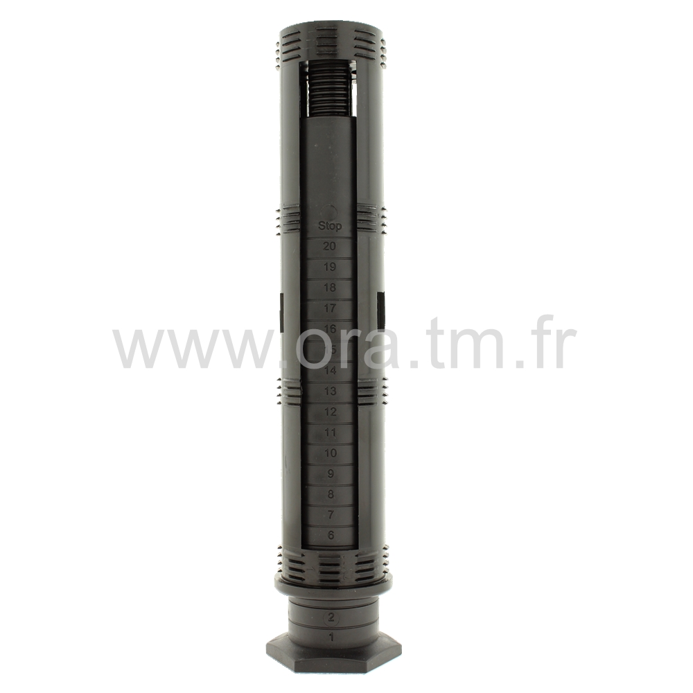IVSLH - INSERT VERIN REGLABLE - SECTION CYLINDRIQUE