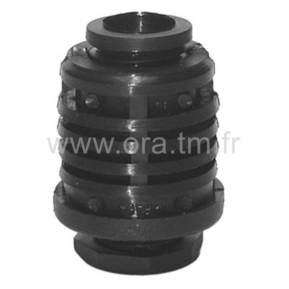 IVYA - INSERT VERIN IMPERDABLE - SECTION CYLINDRIQUE