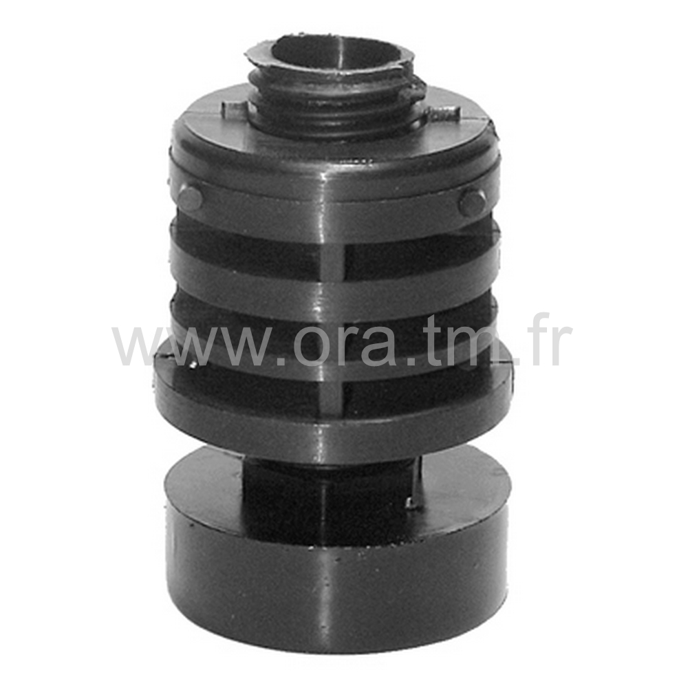 IVYB - INSERT VERIN REGLABLE - SECTION CYLINDRIQUE