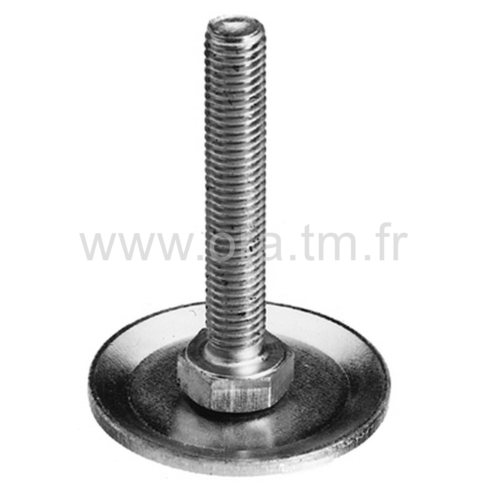 VMGS - VERIN GYROSCOPIQUE - BASE CYLINDRIQUE