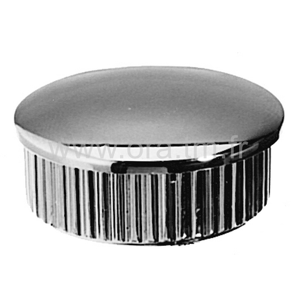 CTAY - COUVRE TUBE ENJOLIVEUR - SECTION CYLINDRIQUE