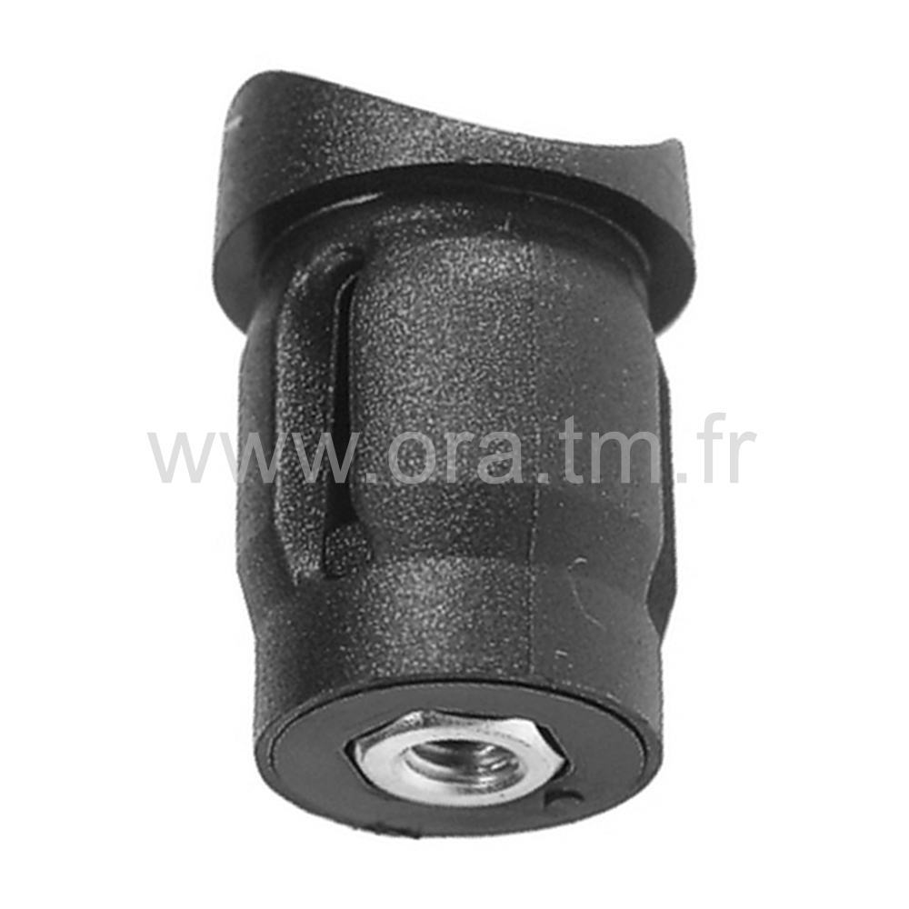 CXY - RACCORD FILETE EXPANSOR - SECTION CYLINDRIQUE