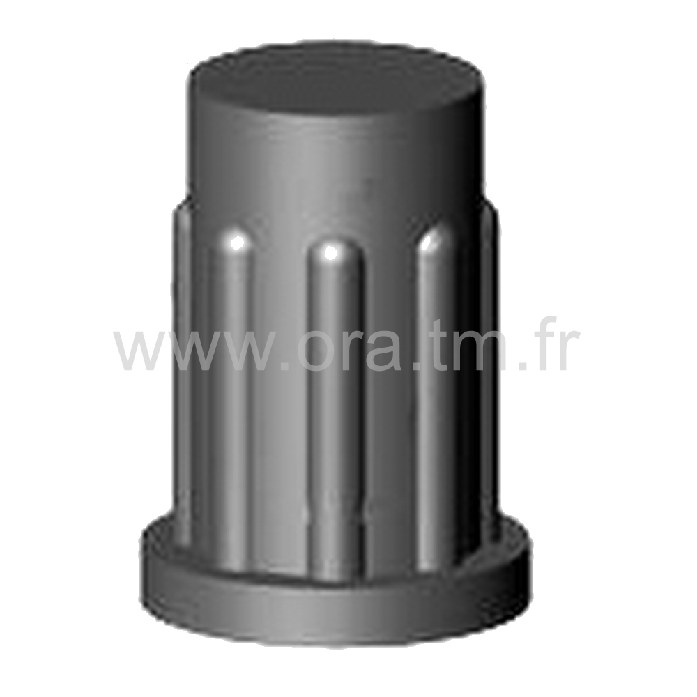 DSY - INSERTION PORTE ROULETTE - SECTION CYLINDRIQUE