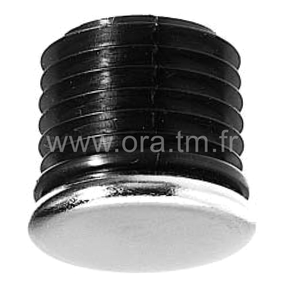 EAM - EMBOUT A AILETTES - SECTION CYLINDRIQUE