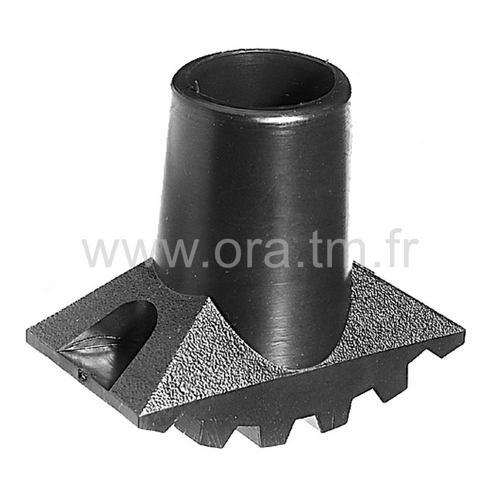 EEY - EMBOUT ENVELOPPANT - SECTION CYLINDRIQUE