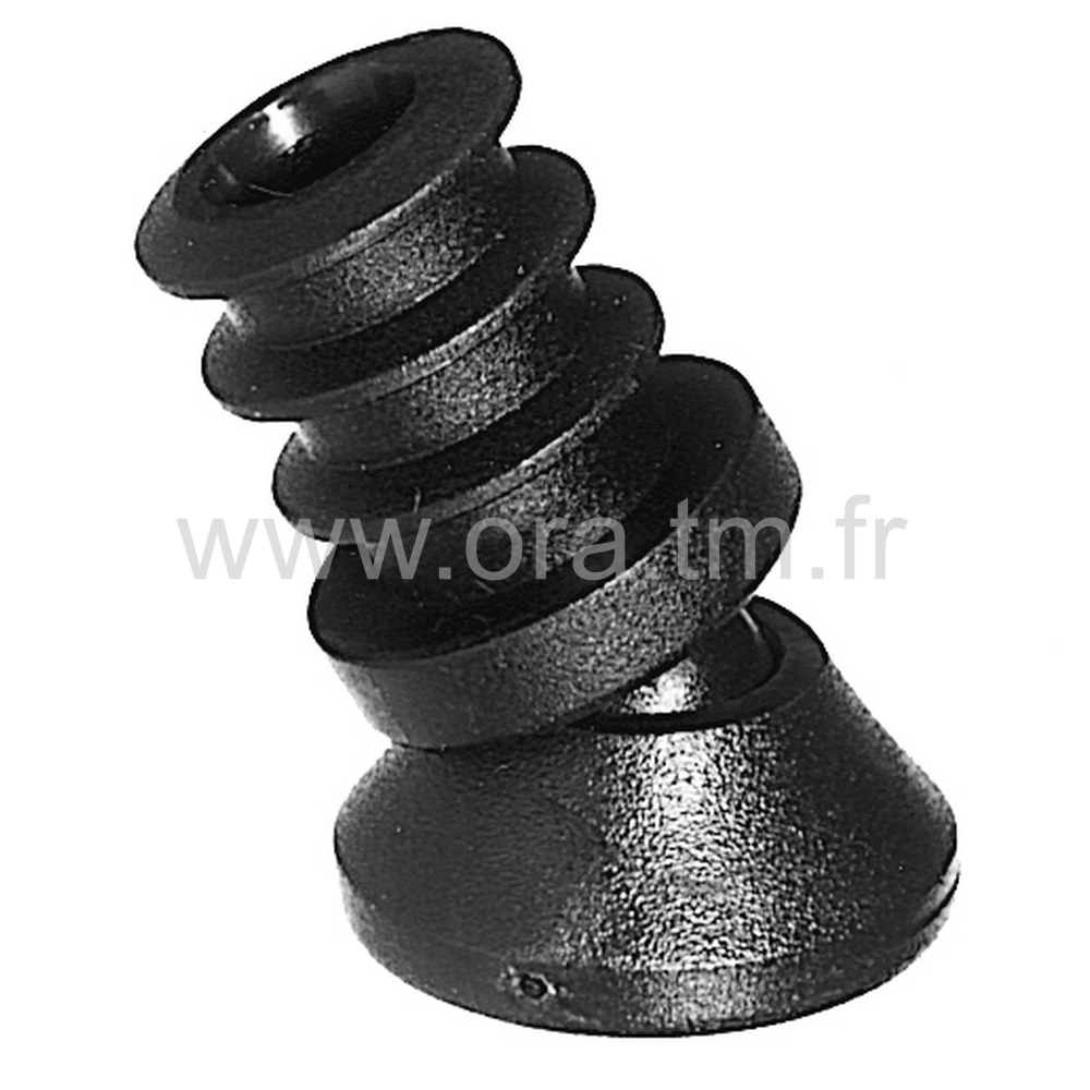 ERP - EMBOUT ORIENTABLE - SECTION CYLINDRIQUE