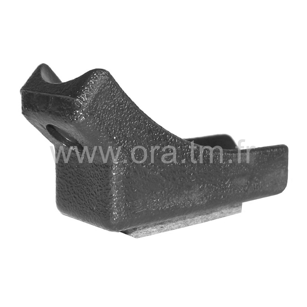 ESGFE - EMBOUT TRAINEAU - SECTION CYLINDRIQUE