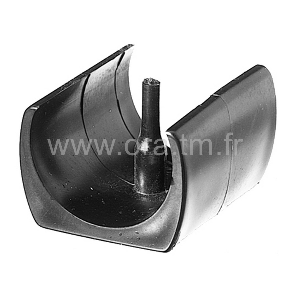 ESK - EMBOUT TRAINEAU A PINCER - SECTION CYLINDRIQUE