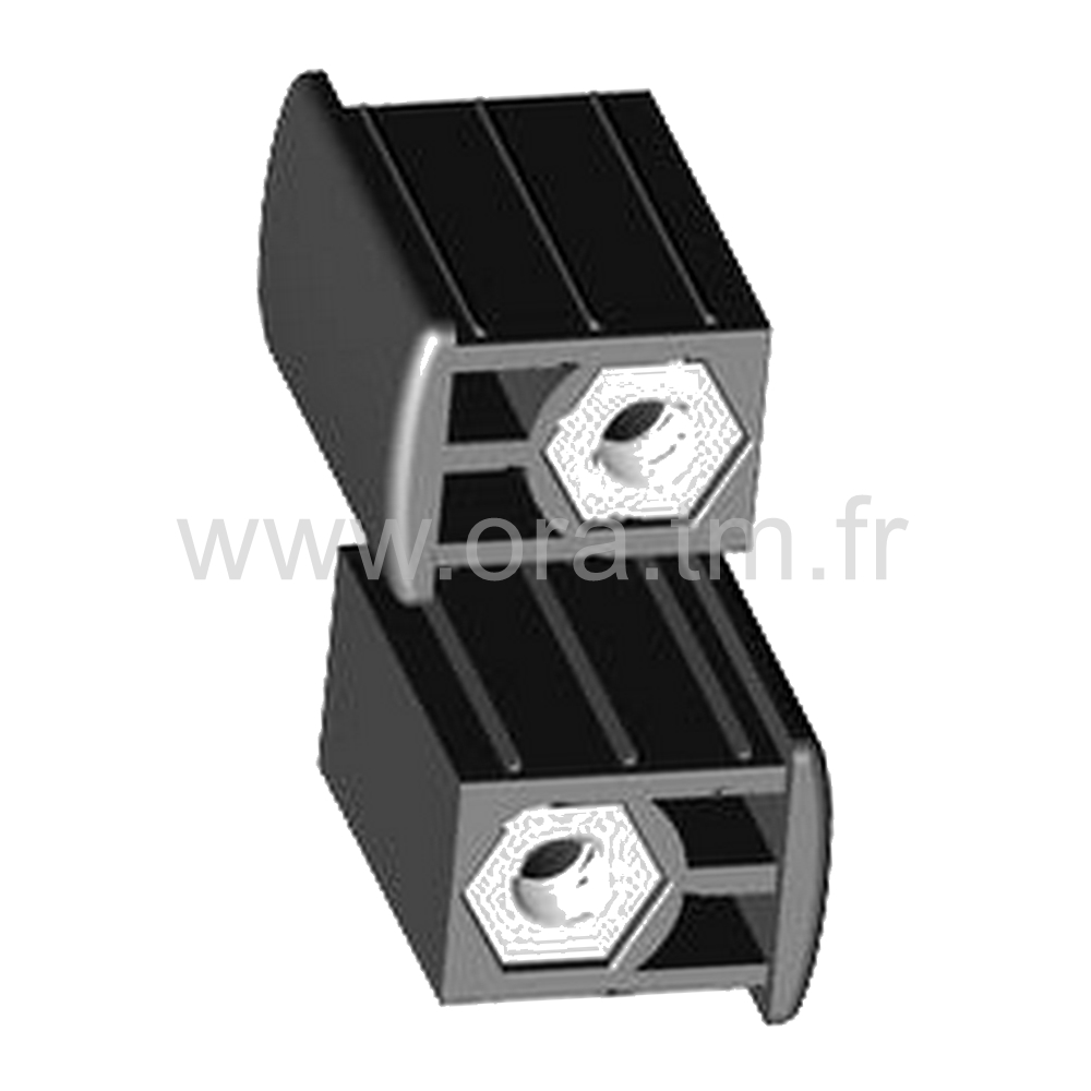 IHRS - INSERTION FILETEE - SECTION RECTANGULAIRE