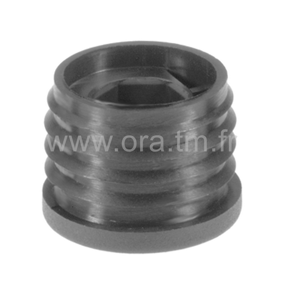 IPN - INSERTION FILETEE - SECTION CYLINDRIQUE