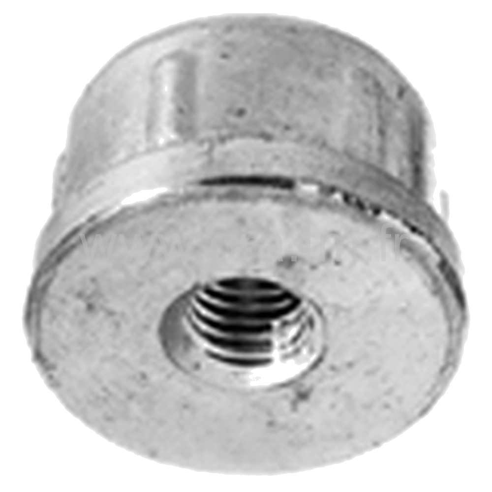 IZF - INSERTION METAL FILETE - SECTION CYLINDRIQUE