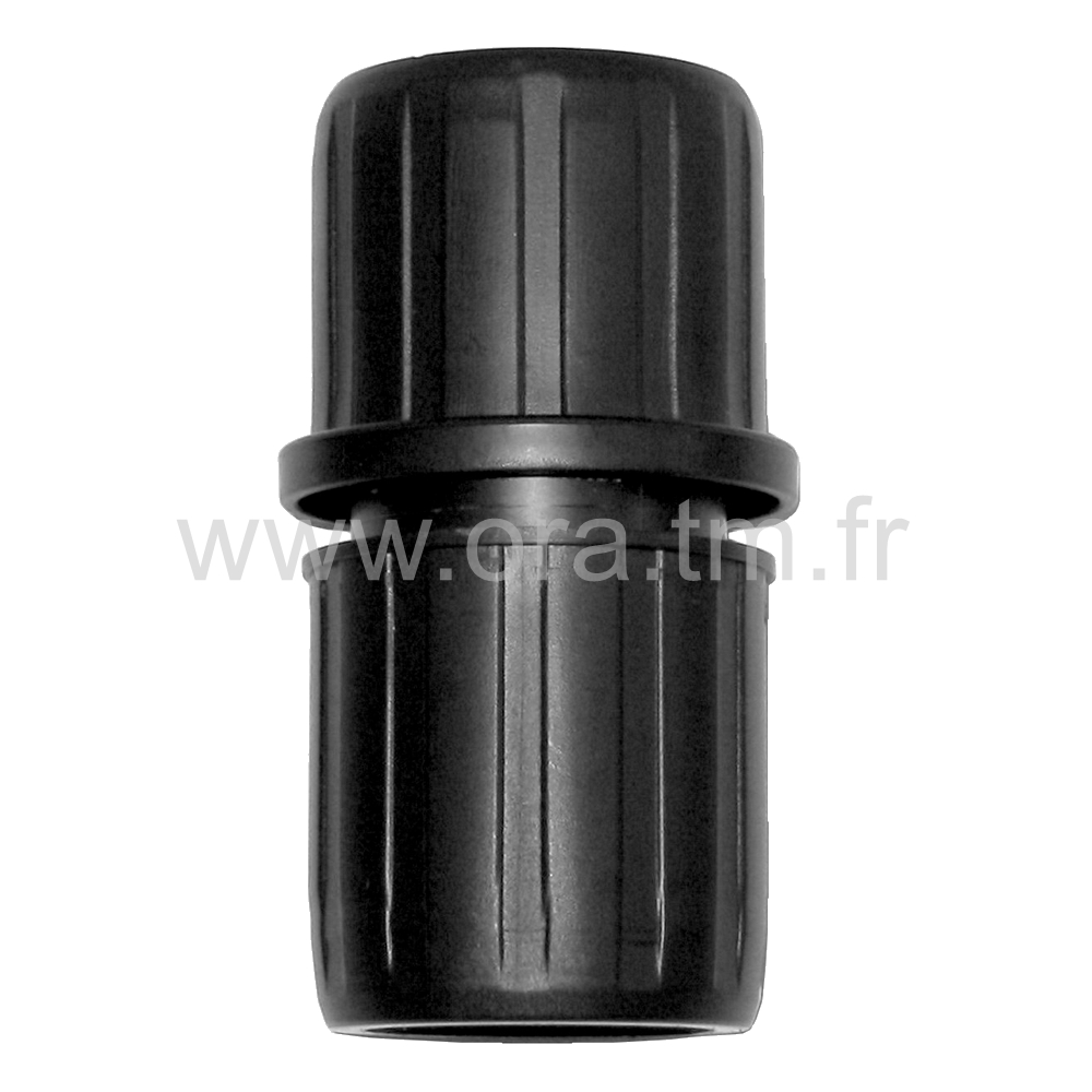MDG - RACCORD TUBE BOUT A BOUT - SECTION CYLINDRIQUE